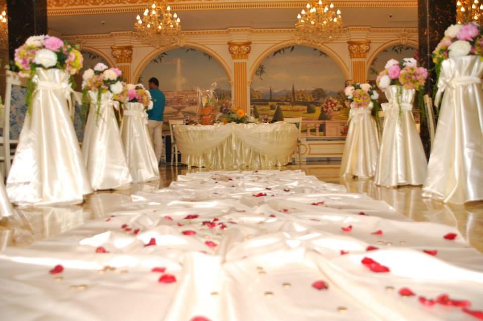 романтична сватба в Монтесито