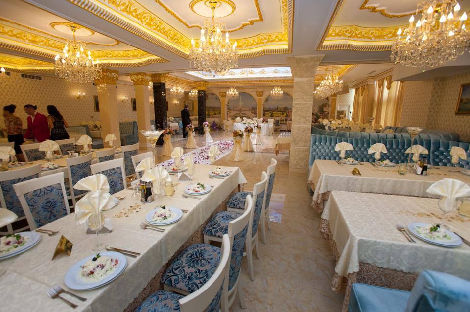 сватба в хотел-ресторант Монтесито