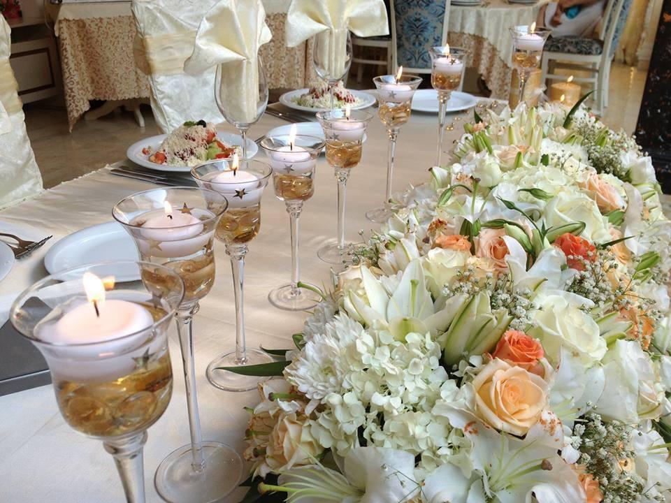 сватбени менюта