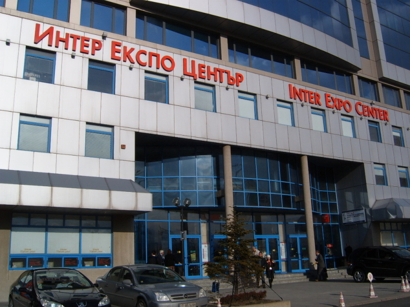 inter expo center sofia