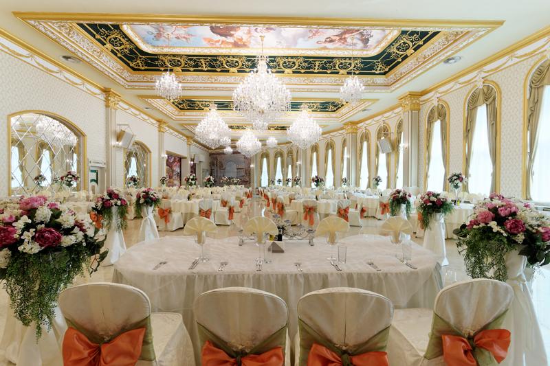 Мултифункционална зала Montecito Hall