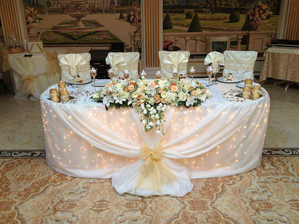 сватбена маса