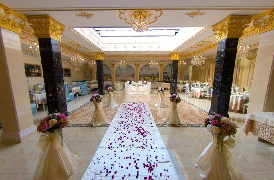 сватба в Монтесито