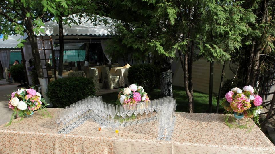 ресторант-градина Монтесито
