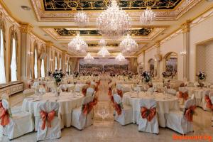 Montecito hall