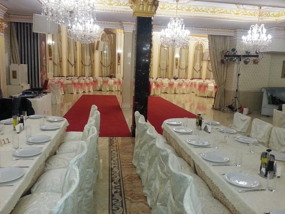сватбена зала Монтесито