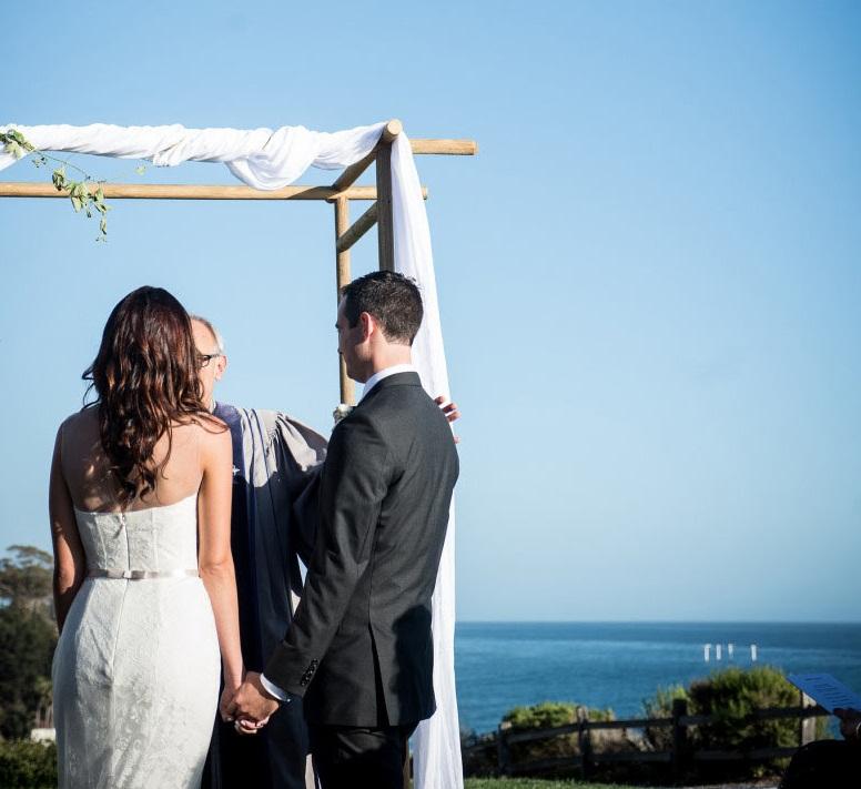 романтична сватба