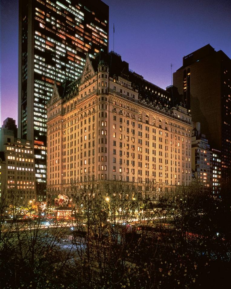 Хотел Плаза, Ню Йорк