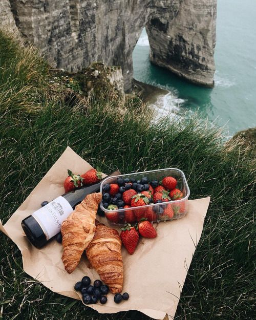 пикник сред природата