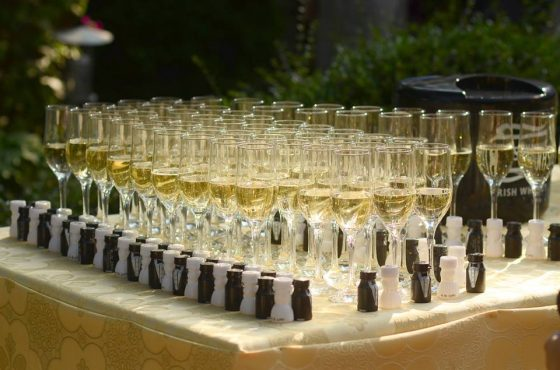 Сватбени напитки