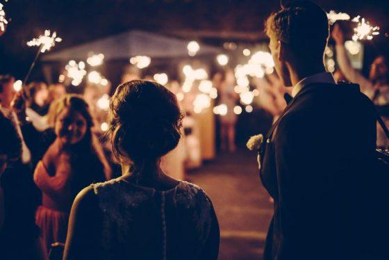 Сватбена снимка