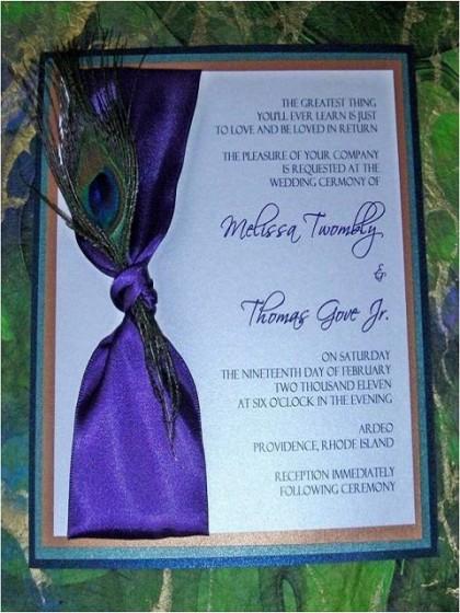 божия благословия сватбена покана