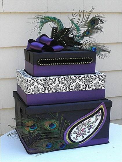 сватбена покана кутия