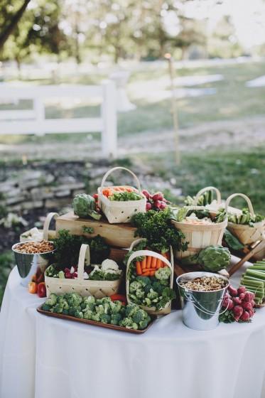 Сватбени ястия и деликатеси