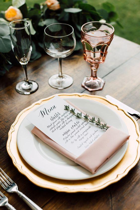 4 важни неща при избора на меню за сватба