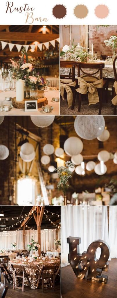 Украса за сватба Селски хамбар