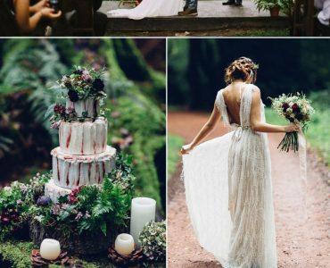 6 модерни тенденции за сватбена украса през 2018
