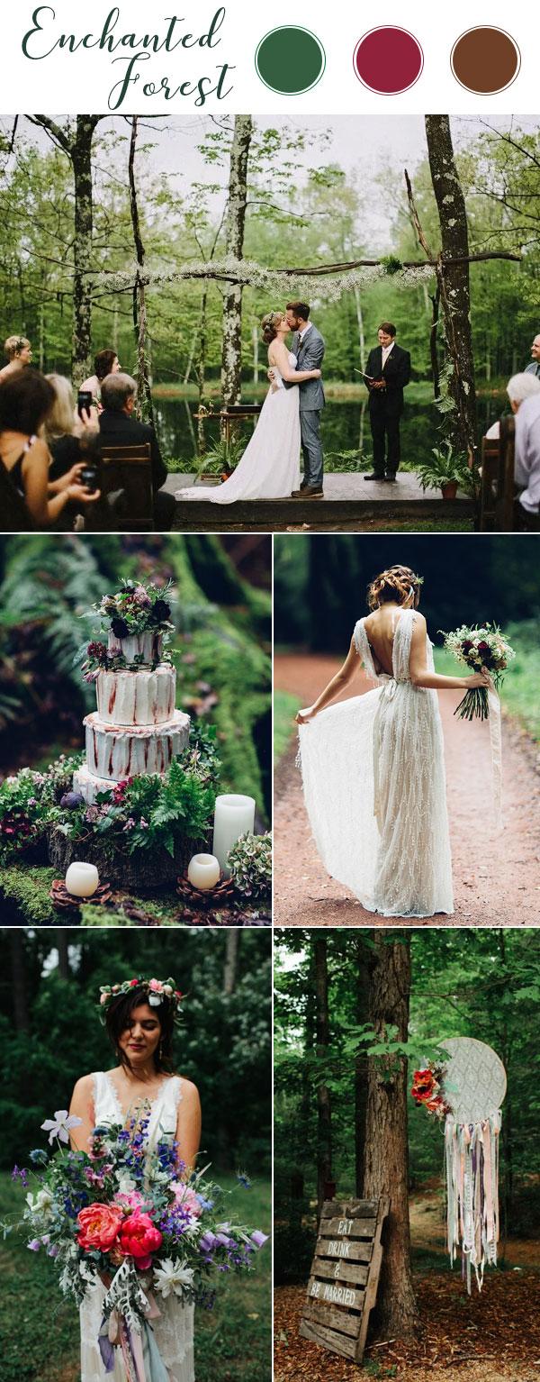 Сватбена украса 2018