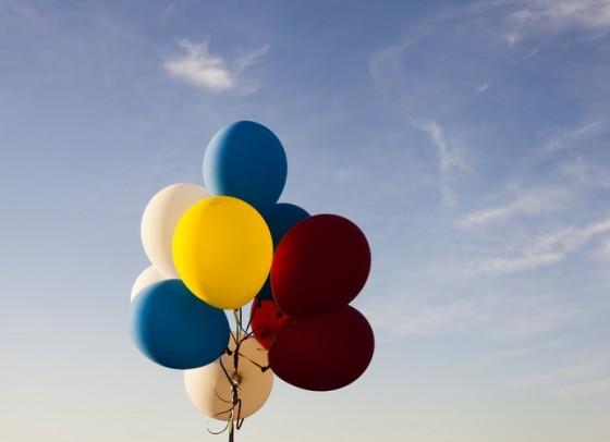 Балони за рожден ден