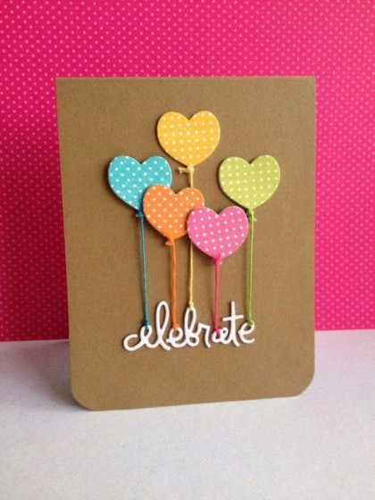 Персонализирана картичка рожден ден