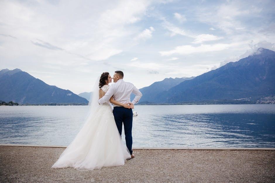 най-романтичните места за сватба
