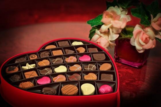 14 февруари бонбони