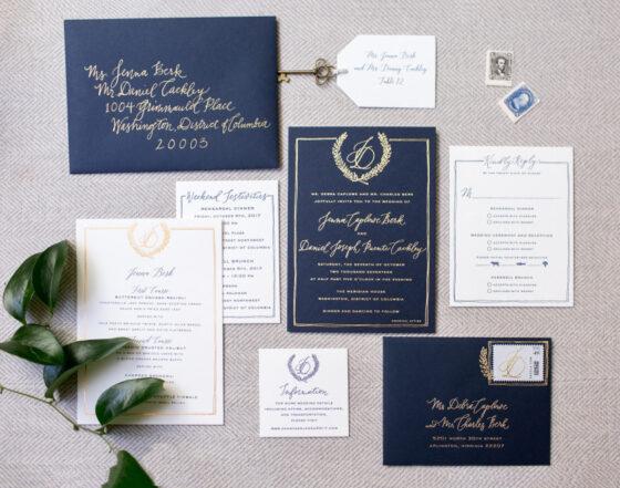 сватбени покани тенденции 2019
