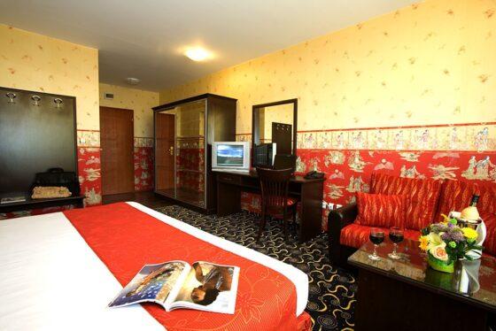 Lux room montecito