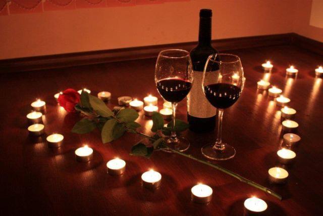 Романтика за Свети Валентин