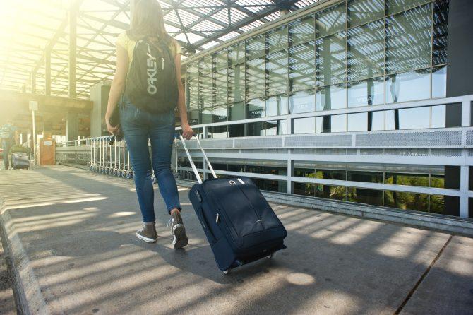 пътуване и хотел до летище