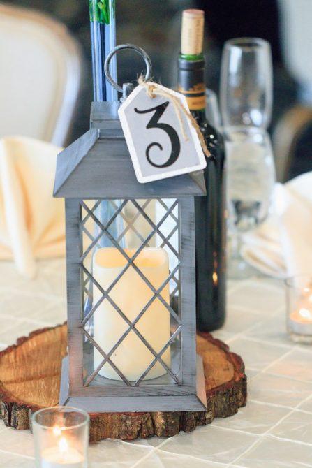 декорация при сватба на открито