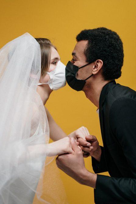 сватба с маски