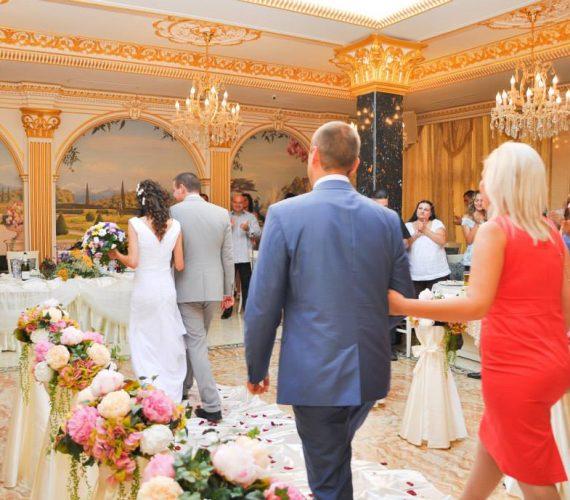 Места за сватба в София