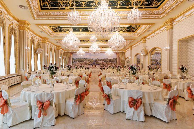 сватба в ресторант Монтесито София