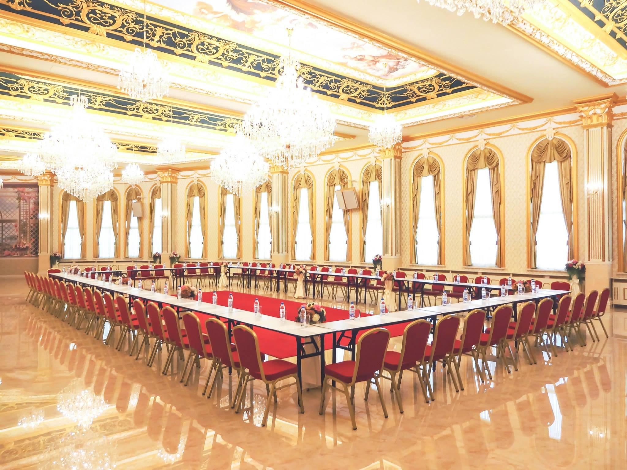Конферентни зали в София