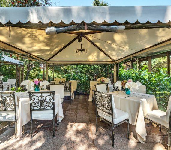 Ресторант с градина в София